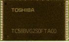 NAND-memory-chip
