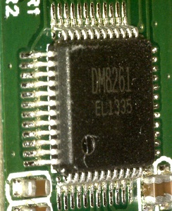 dm8261
